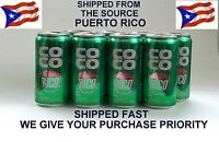 Coco Rico Puerto Rico Coconut Soda Refresco Cold Soft Drink Beverage Food Doce12