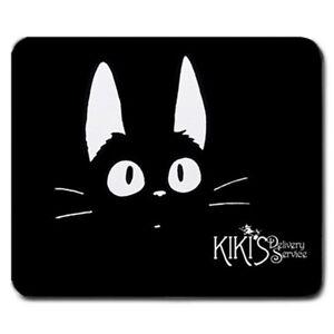 Kiki's Delivery Service Mouse Mat Mousepad - Gift -studio ghibli film Anime JIJI