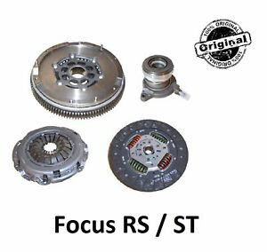 oe ford flywheel clutch csc focus ii 2 5 st 2005 2012 upgrade to rs 305 bhp ebay. Black Bedroom Furniture Sets. Home Design Ideas