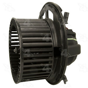 Four-Seasons-75896-New-Blower-Motor-With-Wheel