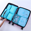 Packing-Cubes-Travel-Pouches-Luggage-Organiser-Clothes-Suitcase-Storage-Bag-7Pcs thumbnail 17