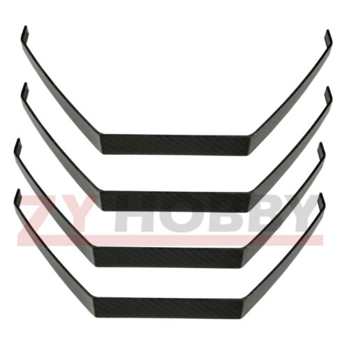 1pc YAK 30E Carbon Fiber Landing Gear For Electric RC Airplane 65*260*130*20mm