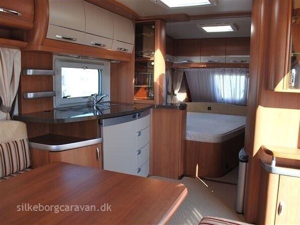Hobby Excellent 560 UFe, 2011, kg egenvægt 1311
