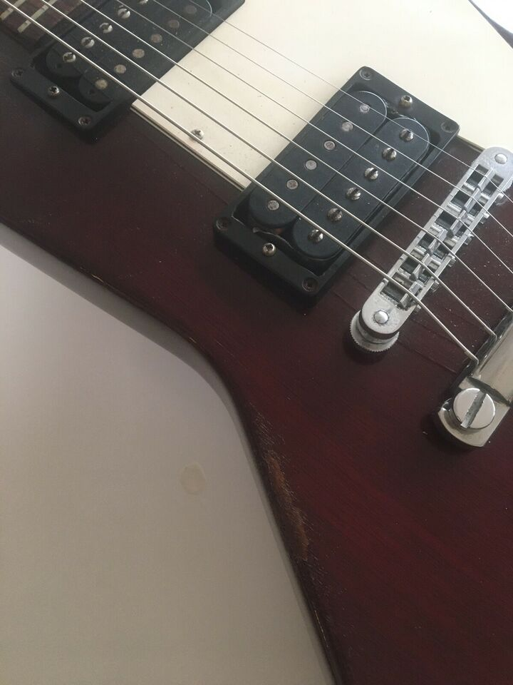 Elguitar, Gibson Explorer