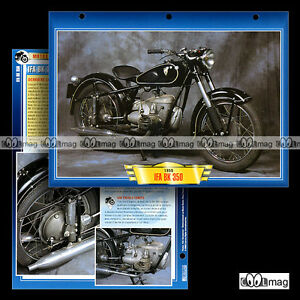 102-01-Fiche-Moto-IFA-BK-350-1952-1958-Classic-Bike-Motorcycle-Card