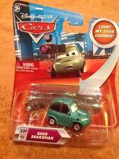 NEW Disney Pixar Cars #137 Dash Boardman Lenticular Diecast by Mattel