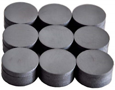 Cutequeen Round Ceramic Industrial Ferrite Magnets For Hobbiescrafts And Black