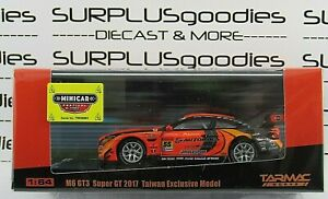 Tarmac-Works-1-64-2019-Hobby64-Taiwan-Exclusive-BMW-M6-GT3-Super-GT-2017-GT300