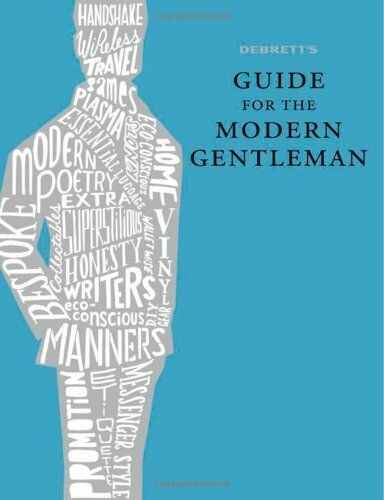 1 of 1 - Debrett's Guide for the Modern Gentleman,Debrett's