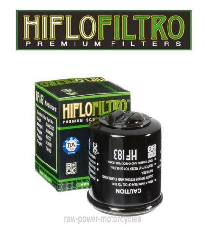 HF183 Piaggio Fly 125 3V DD ie 2013-2016 Oil Filter Hi-Flo