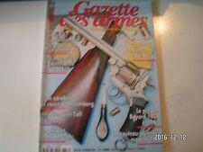 **a Gazette des armes n°318 PM Schmeisser MP28 II / Colt 45 1911 Cosaque