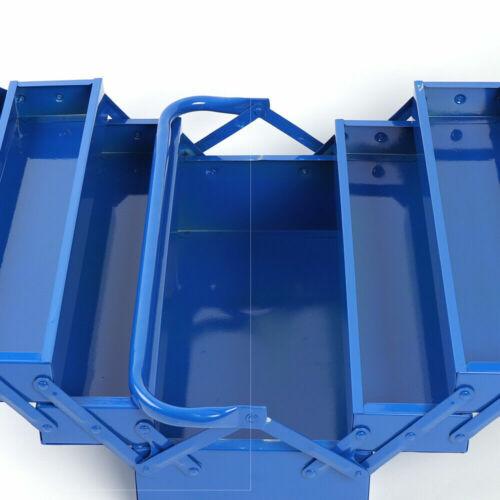 Werkzeugkiste 5 Fächer Werkzeugkasten Werkzeugbox Koffer MultifunktionsWerkzeug
