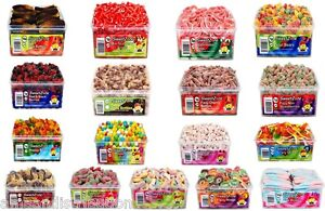 1-X-FULL-TUB-SWEET-ZONE-BOX-JELLY-FIZZY-PENCILS-CANDY-SWEETS-TREATS-VARIETIES