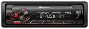 Pioneer-MVH-S320BT-MP3-Autoradio-mit-Bluetooth-USB-iPod-AUX-IN