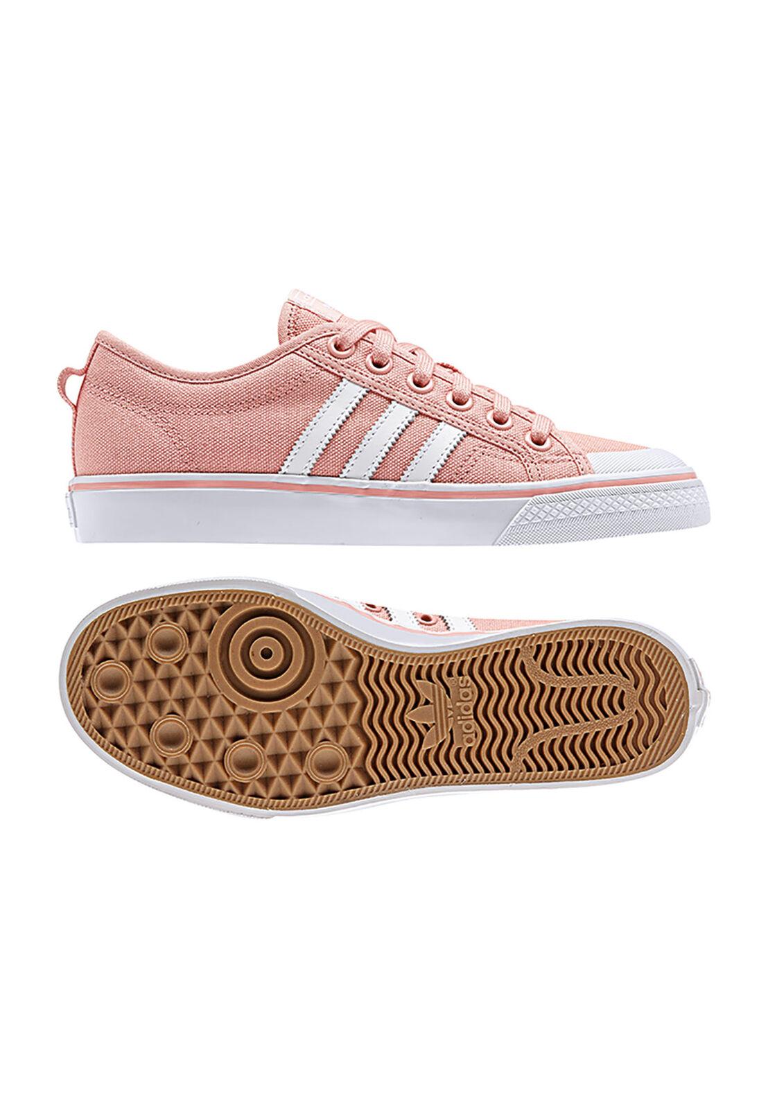 Adidas Originals Women's Sneakers Nizza W D96554 pink