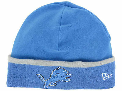 2014-2015 New Era NFL Tech Knit On Field Sideline Cuffed Beanie Toque Hat Cap