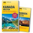 ADAC Reiseführer plus Kanada Westen von Heike Wagner und Bernd Wagner (2014, Taschenbuch)