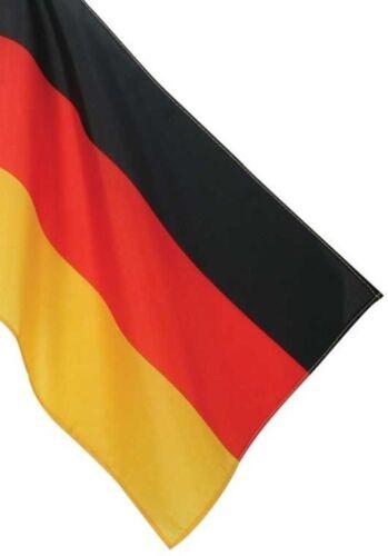 Flagge Deutschland 23x28,5cm mit Musik Nationalhymne Fahne EM WM 129162913
