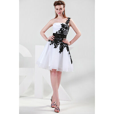 Custom Short Homecoming Formal Bridesmaid Ball Gown Evening Party Prom Dresses