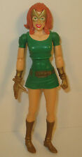 "2007 Green Outfit Phoenix Jean Grey 6"" Hasbro Action Figure Marvel X-Men"
