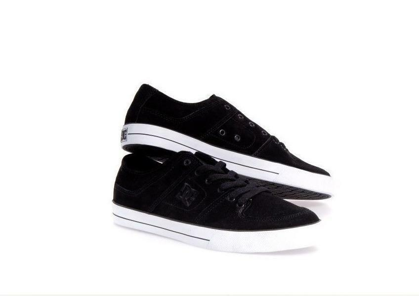 GUYS DC Chaussures Pure Zero ( noir ) Skateboarding Chaussures Sneakers Homme NEW  65