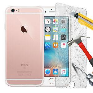 Ultra-Fino-Funda-Posterior-Dura-amp-Duro-Templado-Cristal-para-Apple-Iphone-8-7-6s