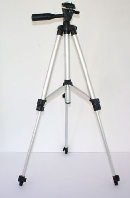 "50"" Pro Photo/Video Tripod With Case for Sony HDR-SR12"