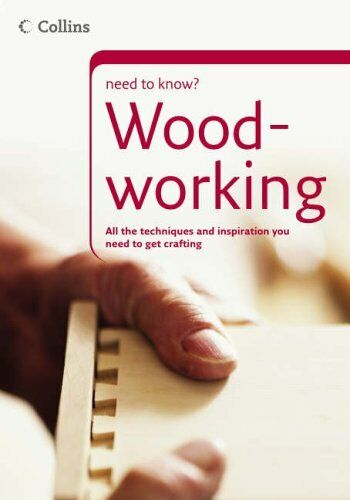 Collins Need to Know? - Woodworking By Albert Jackson, David Day