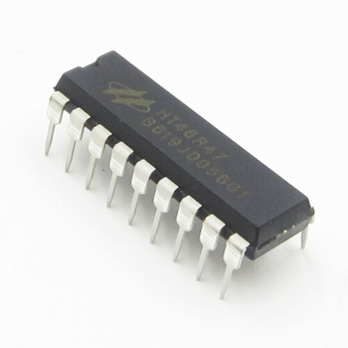 2PCS HT46R47 DIP Integrated Circuit GOOD QUALITY