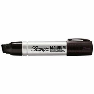Sharpie Magnum Black (Sanford 44001) - 1 Each