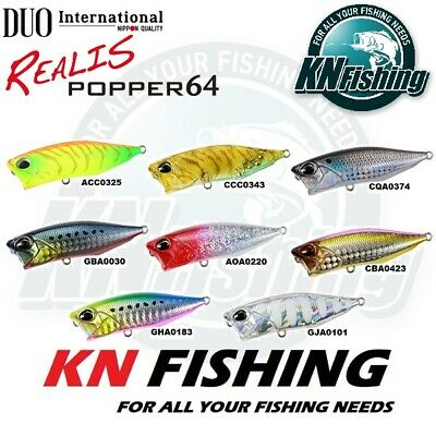 Vense TopWater Fishing Lures Baby Juggernaut 75 Poppers Saltwater and Freshwater