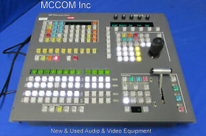 Grass-Valley-Kalypso-1-ME-Control-Panel-No-Cables-for-Kalypso-Switcher