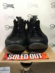 cecc7a90390 Image is loading NIKE-AIR-FOAMPOSITE-ONE-034-STEALTH-034-2012-