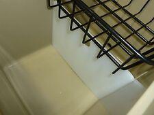 Polypropylene Cutting Board Short Half Divider for YETI Tundra 35 or 45qt Cooler