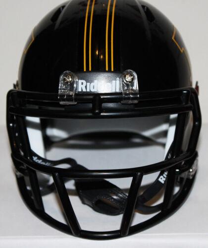 2018 Missouri Tigers Custom Riddell Mini Helmet vs Arkansas