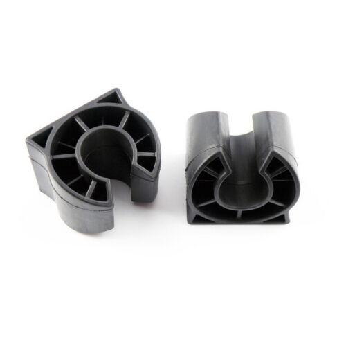 tampone per tubi dalluminio 30mm per portabici padova,milano set di 4 pezzi PERU
