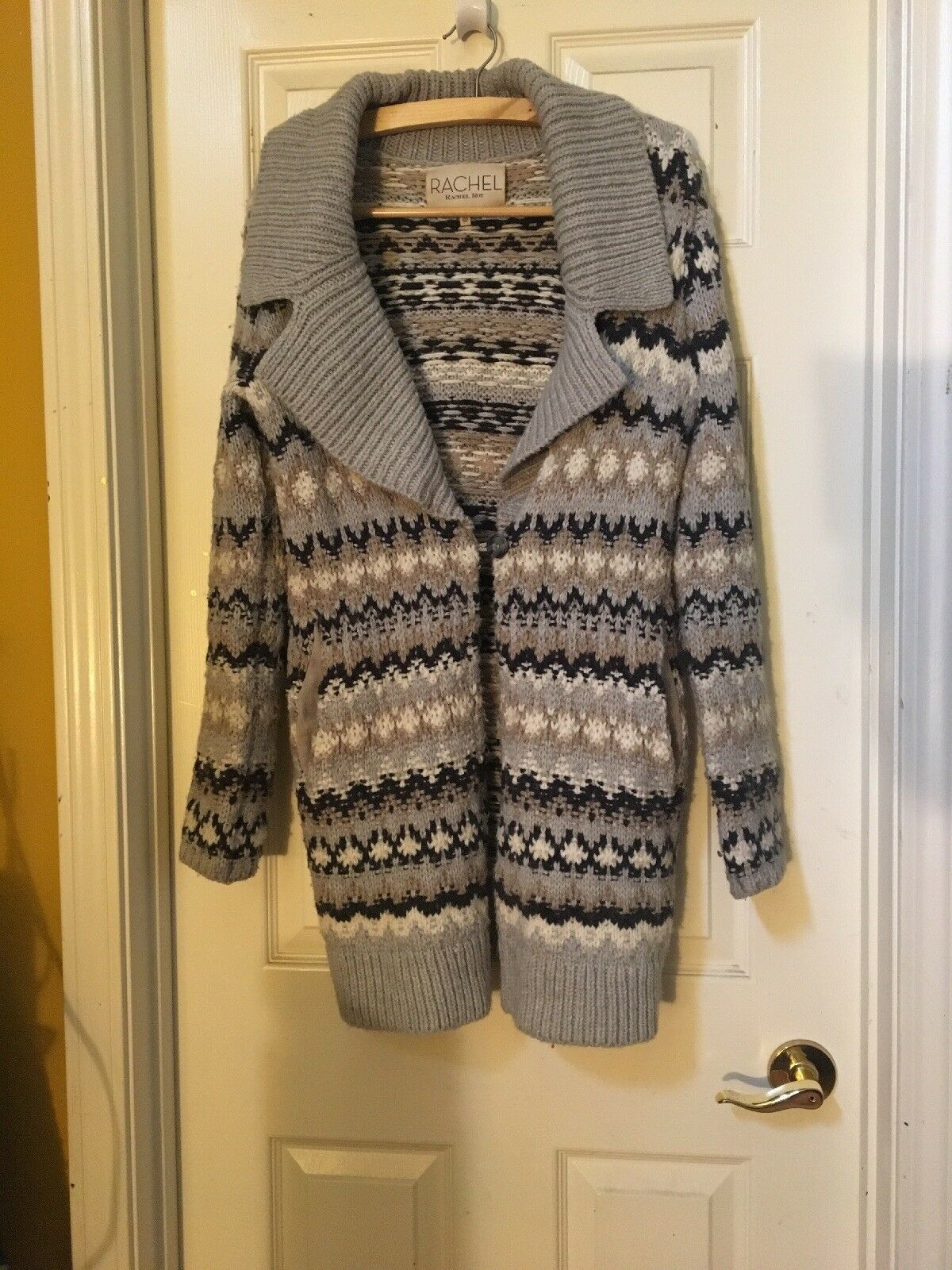 Rachel Roy Knitted Sweater xs