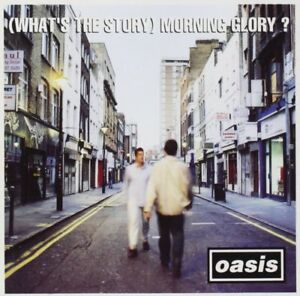 Oasis-What-039-s-the-Story-Morning-Glory-1995-CD-NEW-SEALED-SPEEDYPOST