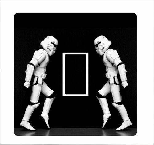 126 Star wars Light Switch Sticker vinyl cover decal Storm Trooper