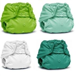 Rumparooz Newborn Cloth Diaper Cover Snap 3 Pack Free S//H