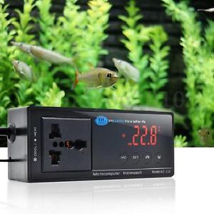 Digitale-LED-Temperatur-Controller-Thermostat-fuer-Aquarium-Reptilien-DE