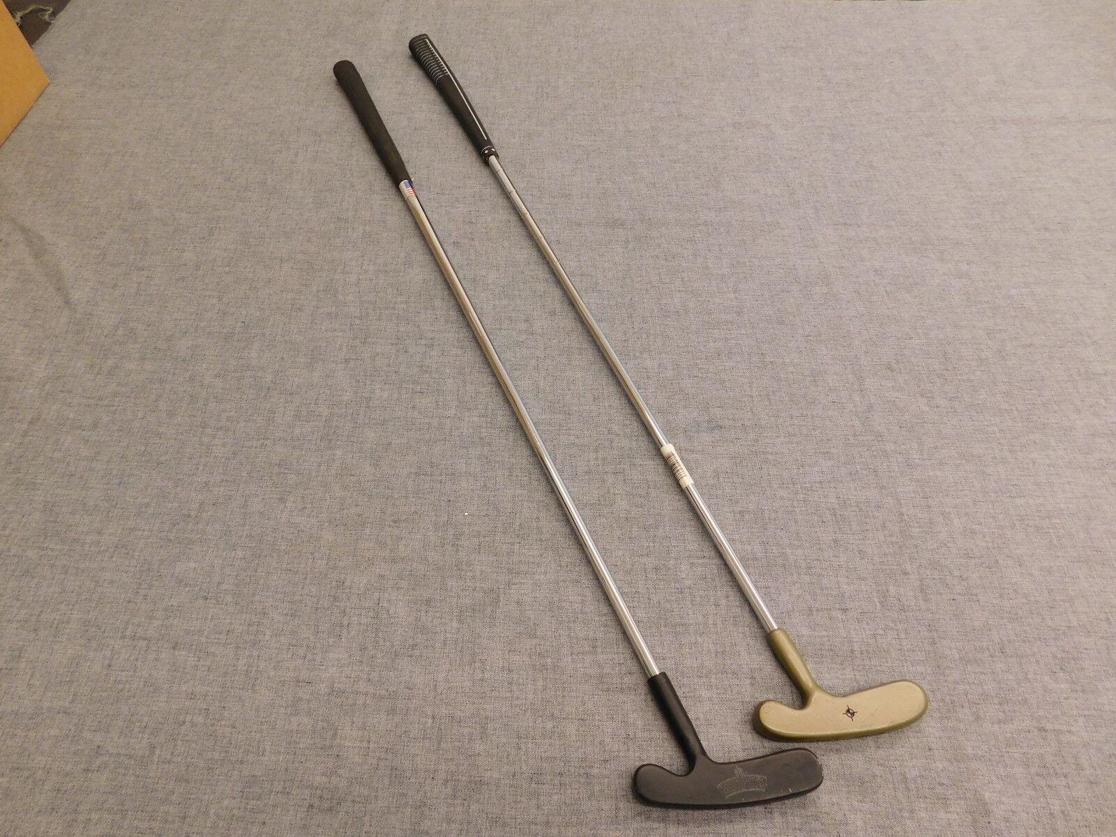 MacGregor Doble Hoja 35.5 , Murphy's 35   Putter conjunto Eje de acero agarre de plástico  Seleccione de las marcas más nuevas como