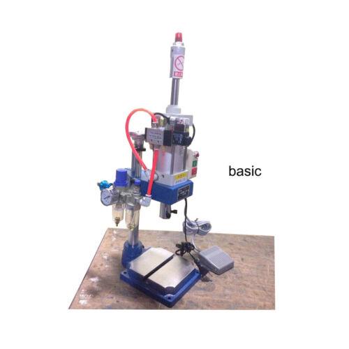 Pneumatic press machine small desktop  punch machine press 200KG