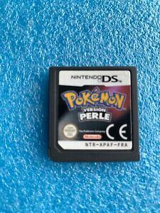 Pokemon Perle Nintendo DS, envoi le jour même.