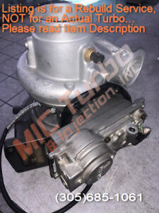 Details about Repair Service for 3773568 CUMMINS HOLSET ISX15 HE400VG TURBO  ACTUATOR HE451Ve