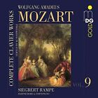 Complete Clavier Works 9 by Mozart CD 760623130927 &h