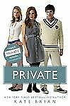 Private: The Web Series (Private Novels) - LikeNew - Brian, Kate - Paperback