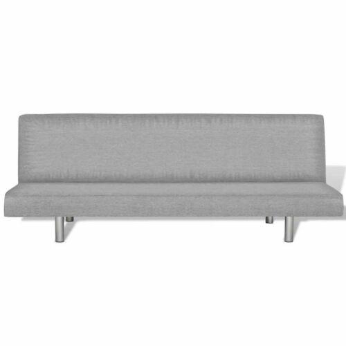 vidaXL Sofa Bettsofa Gästebett Schlafsofa Schlafcouch Couch mehrere Auswahl