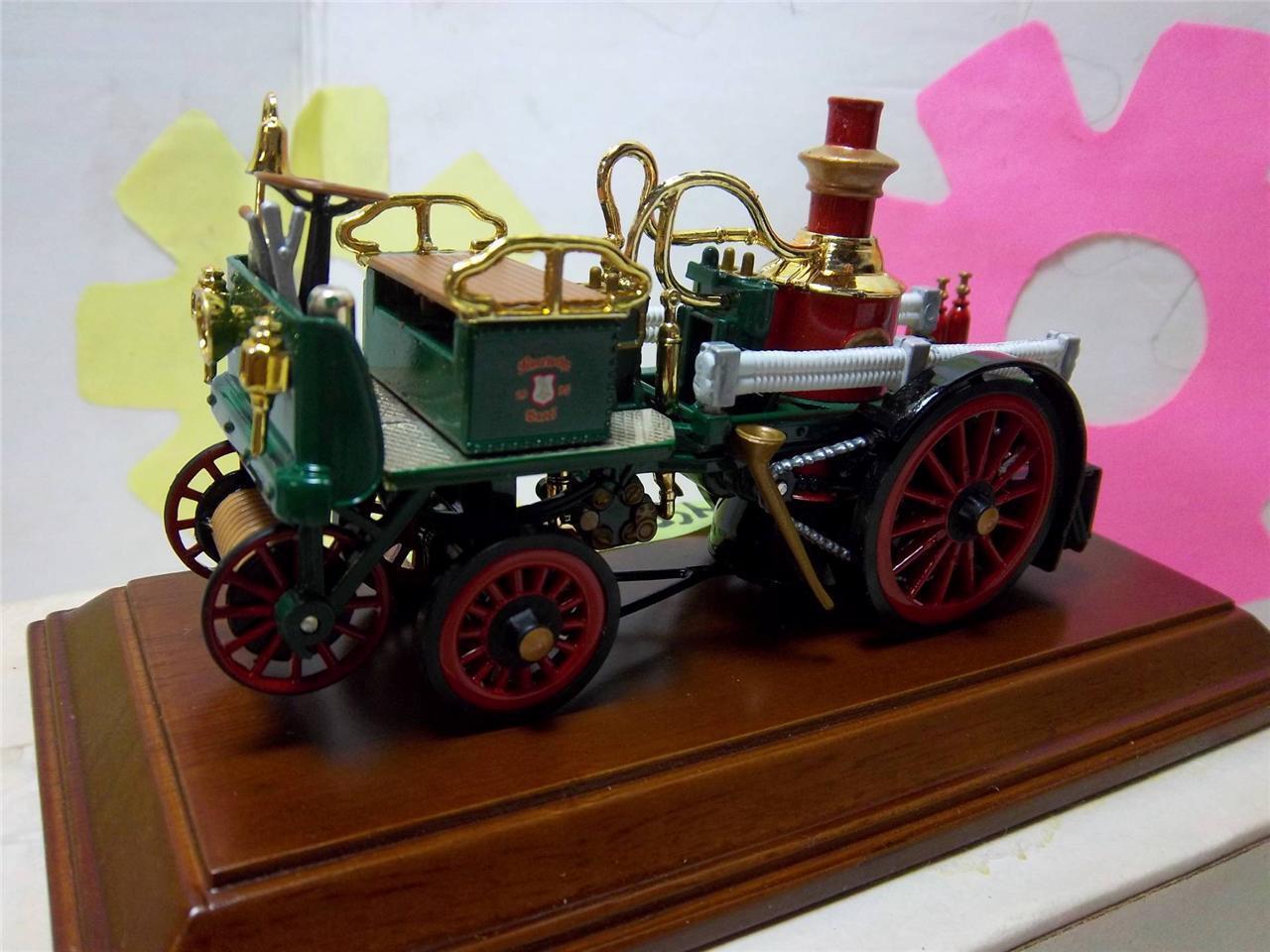 Matcbox vorgestern - ysfe 03 1905 busch - selbstfahrende feuer vt - parade - mib -.