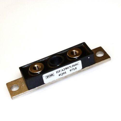 IR HFA280NJ60C SWITCHING 600v 280a 3-pin to-244 new lot quantity-1